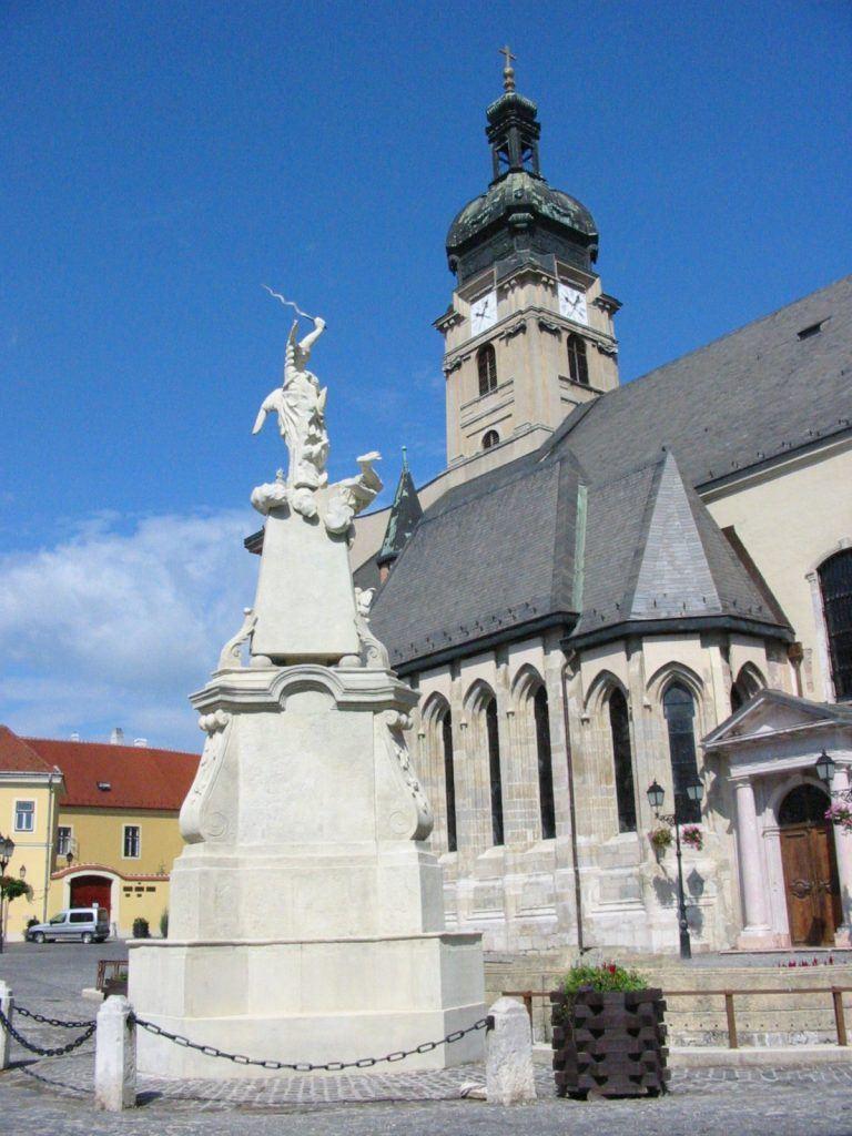 Bazilika Győr