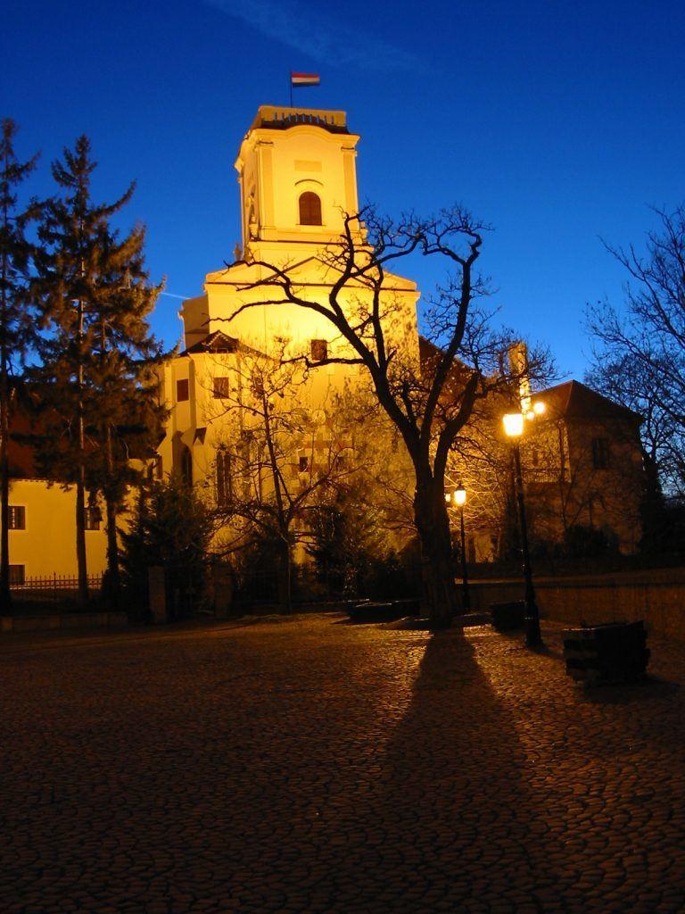 Püspökvár, Győr