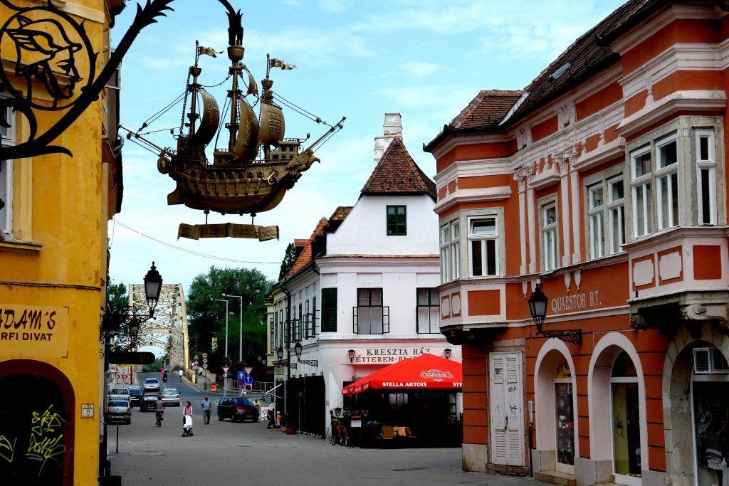 Belváros Győr