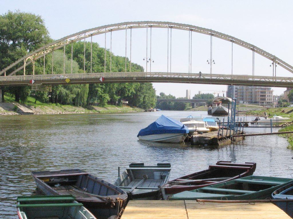Győr a folyók városa