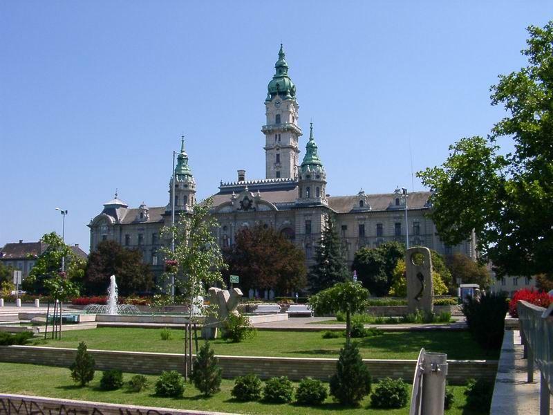 Városháza Győr