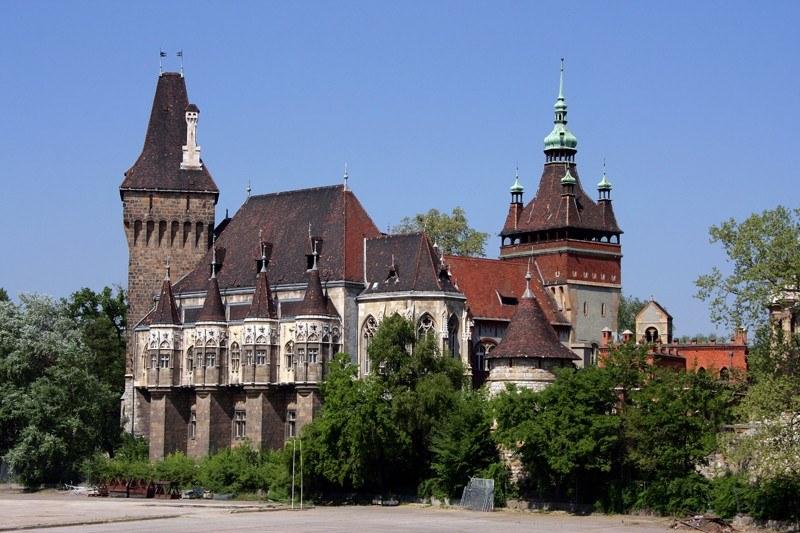 Vajdahunyad vára, Budapest