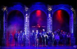 Opera előadás a Margitszigeten