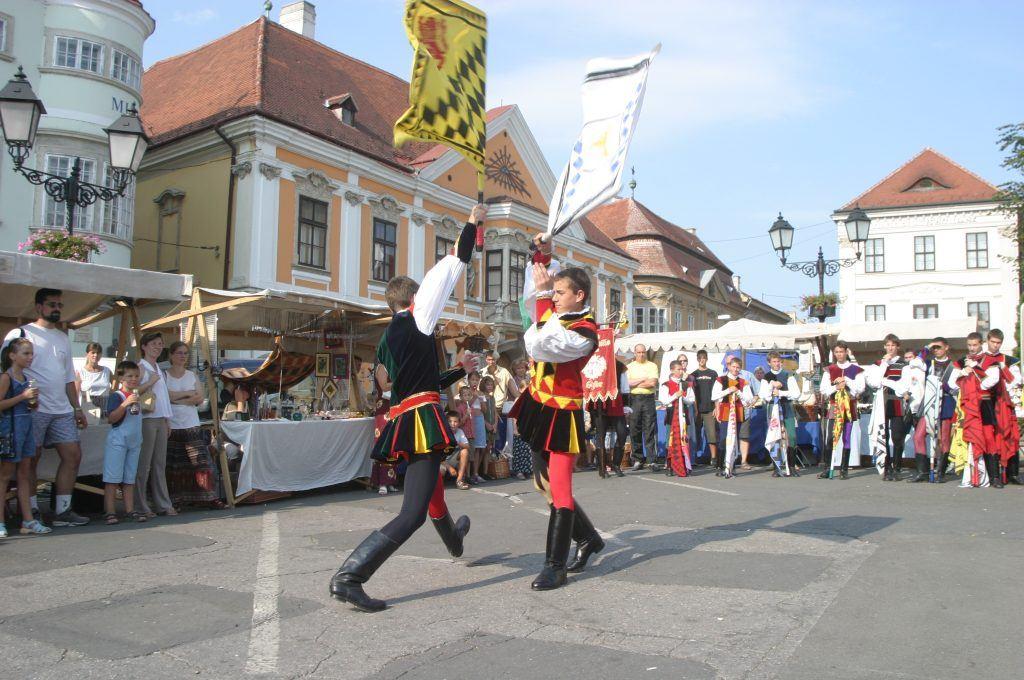 Fesztivál Győrben