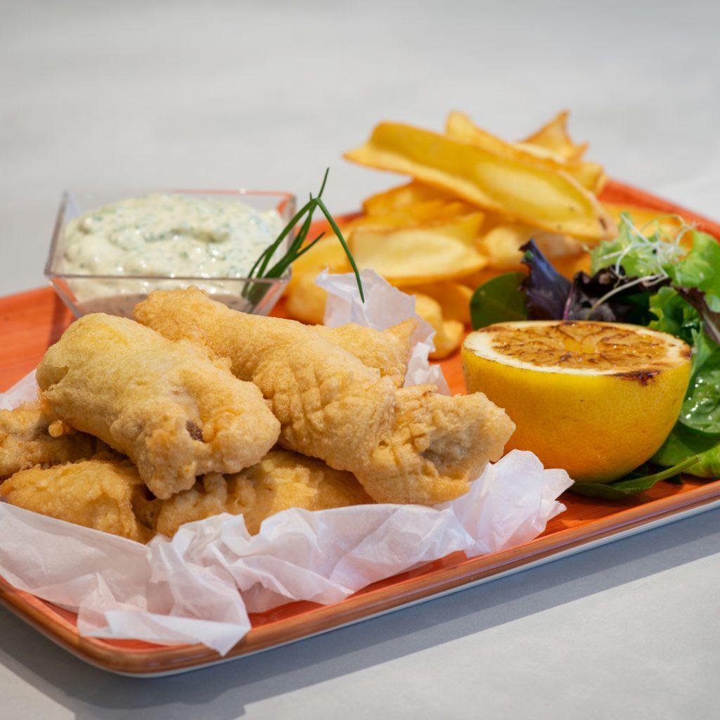Catfish&Chips, Zsolnay Kávéház