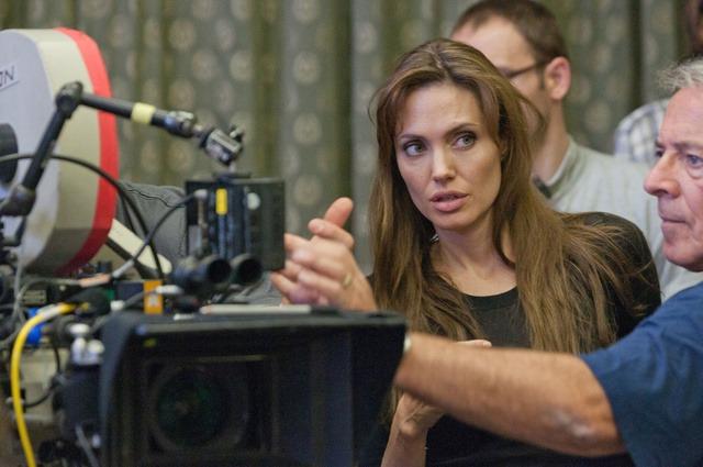 Angelina Jolie Budapesten