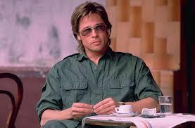 Brad Pitt Budapesten