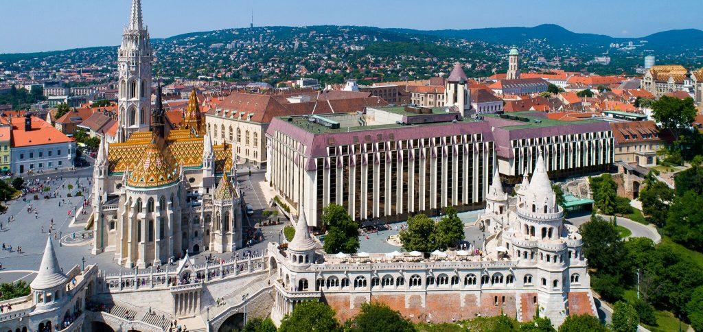 Hilton Budapest a Budai Várnegyedben