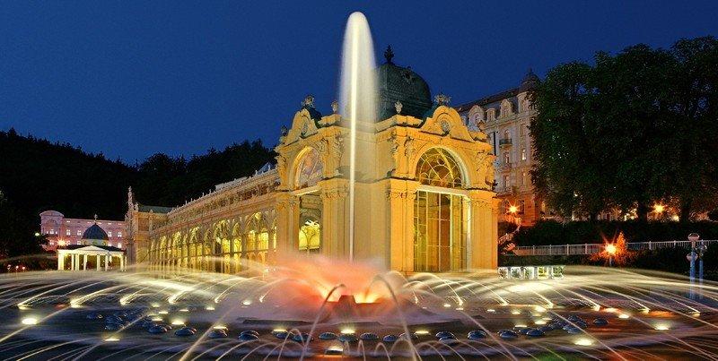 Марианские Лазне - новогодний тур в Чехию!
