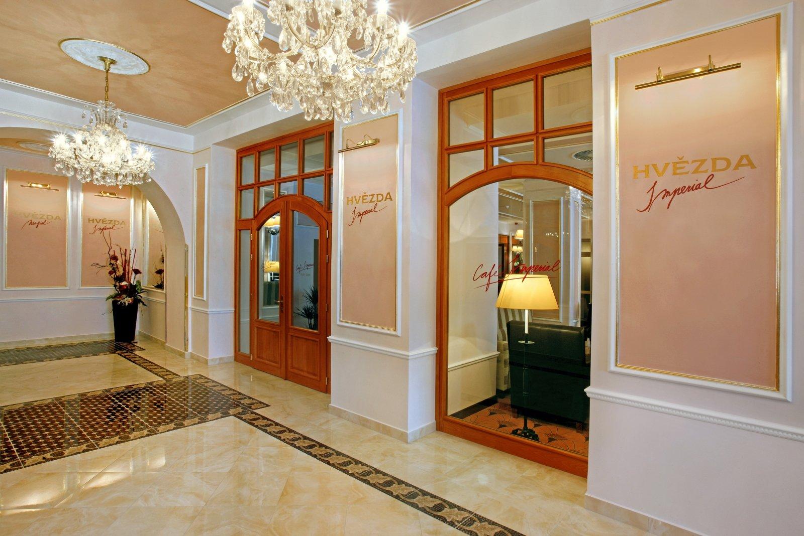 Danubius Health Spa Resort Imperial Hotel Marianske Lazne