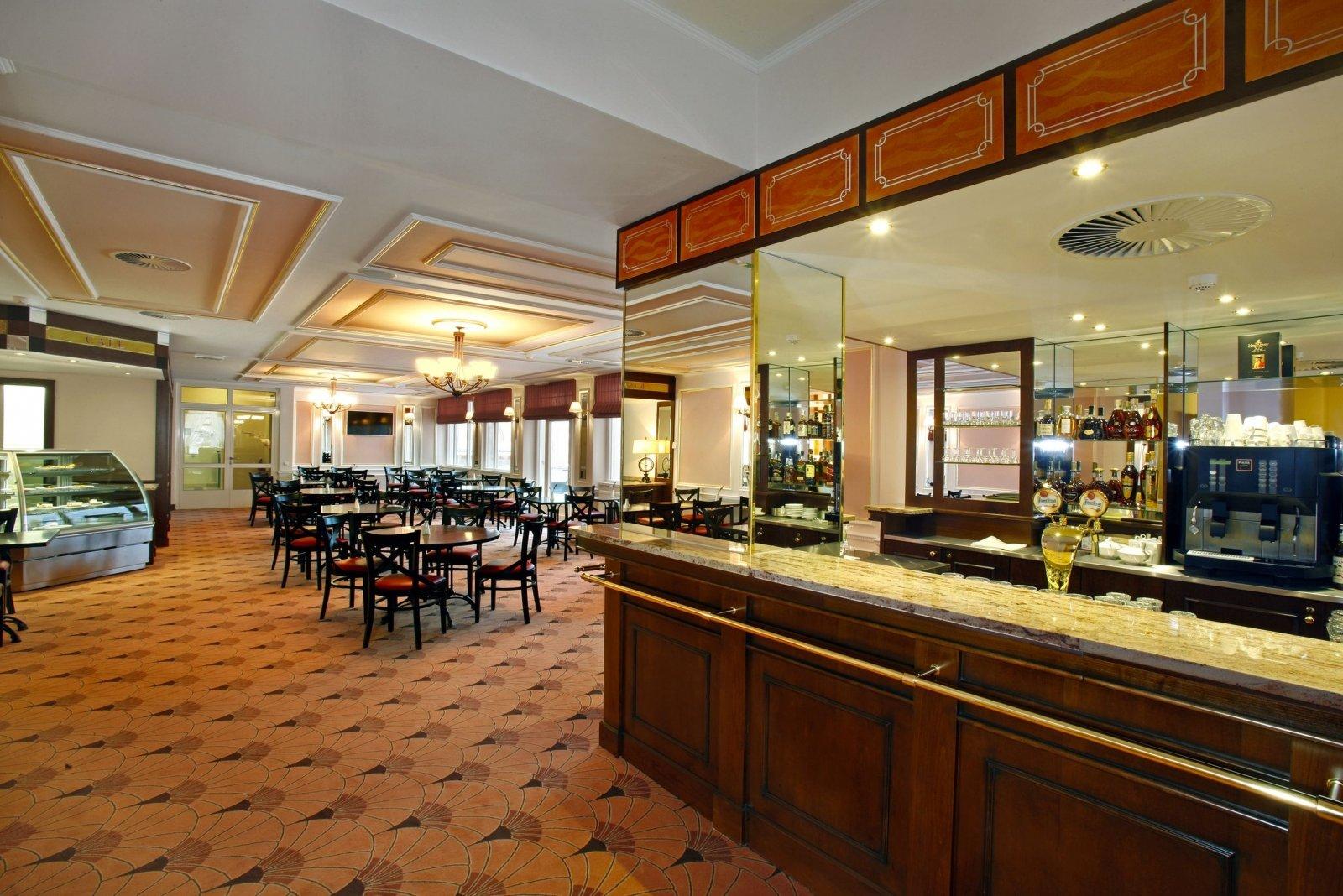 Hotel Danubius Health Spa Resort Hvezda Marienbad