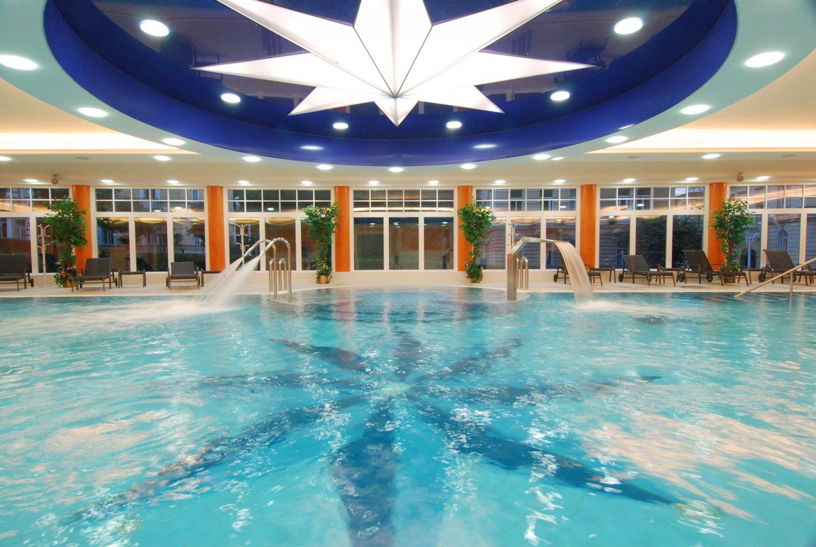 Marienbad Tschechien Hotel Danubius Health Spa Resort Hvezda
