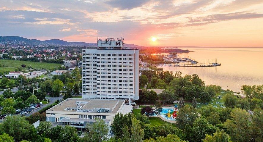 Hotel Marina - All inclusive wellness hotel Balatonfured