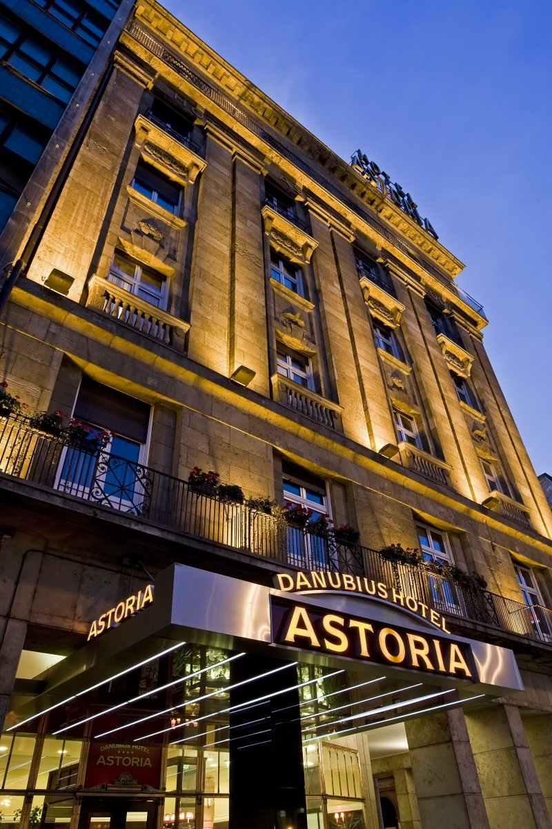 Danubius Hotel Astoria City Center Four Stars Hotel