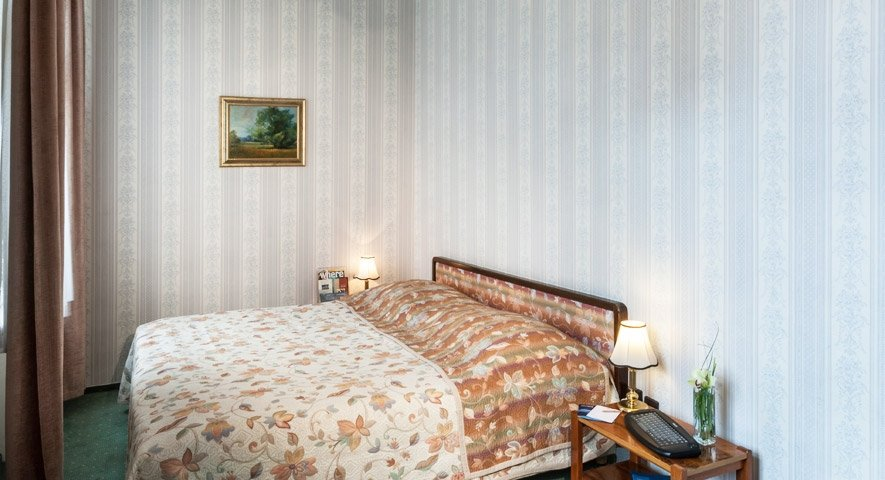 Economy+double+room - Danubius+Hotel+Gell%C3%A9rt+ - hotel Budapest