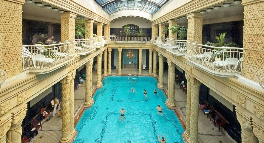 Bath Swimming Pool