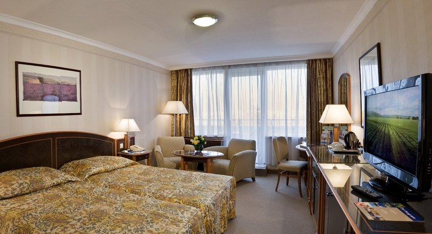 Executive+twin+room - Danubius+Health+Spa+Resort+Margitsziget - hotel Budapest