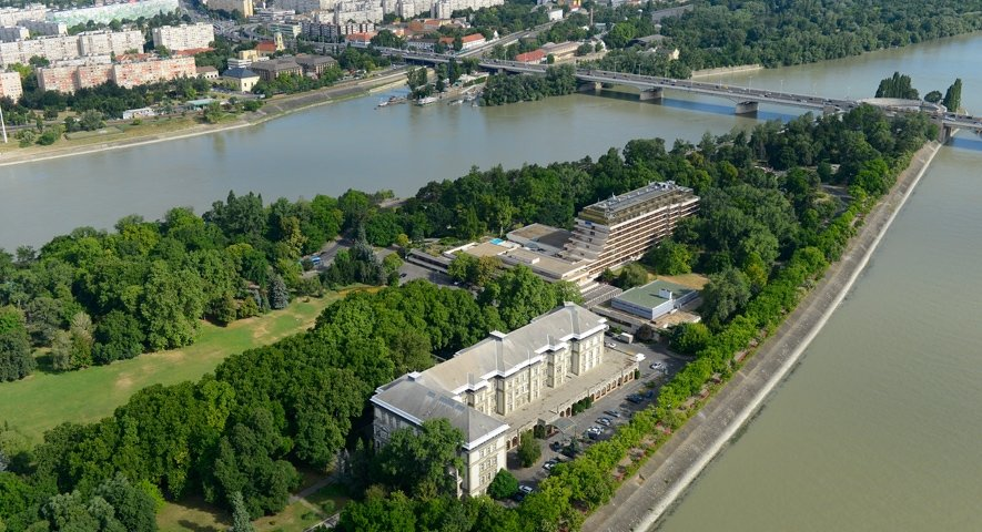 Margaretheninsel - Danubius+Health+Spa+Resort+Margitsziget - hotel Budapest