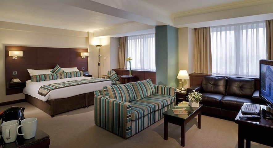 Suite - Danubius Hotel Regents Park - hotel London
