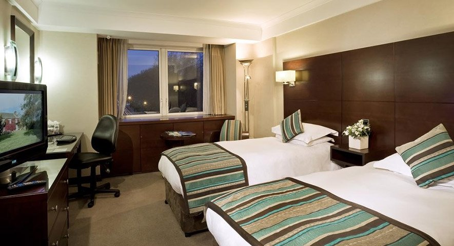 Superior Twin Room - Danubius Hotel Regents Park - hotel London