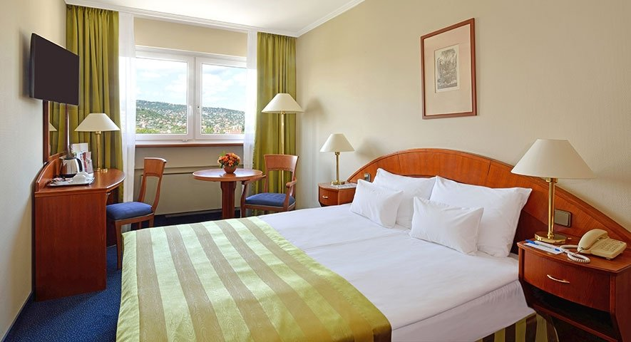 Executive Room - Danubius Hotel Flamenco - hotel Budapest
