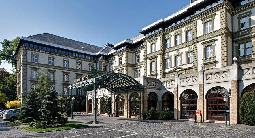Ensana Grand Hotel Margitsziget