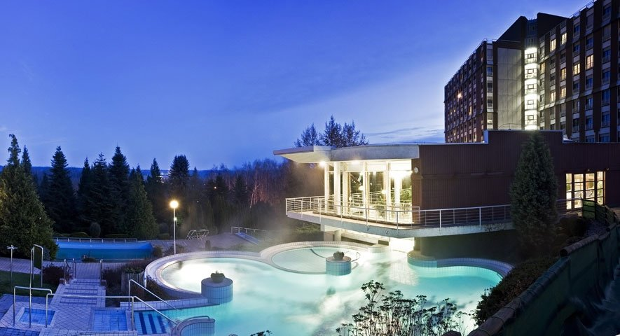 Hotel Danubius Health Spa Resort Sarvar