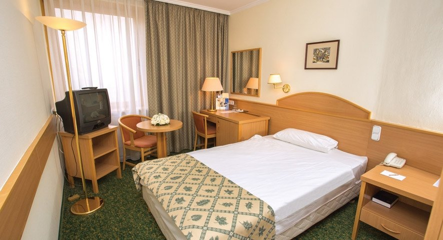 Standard single room - Hotel Erzsébet City Center - hotel Budapest