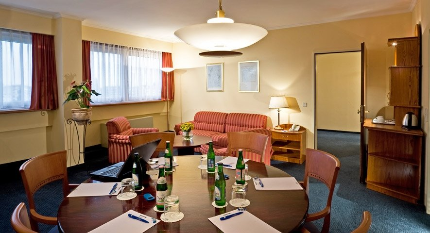 Business+suite - Danubius+Hotel+Flamenco - hotel Budapest