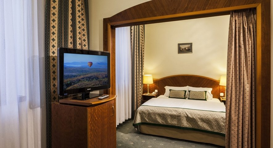 Junior Suite - Hotel Hungaria City Center - hotel Budapest