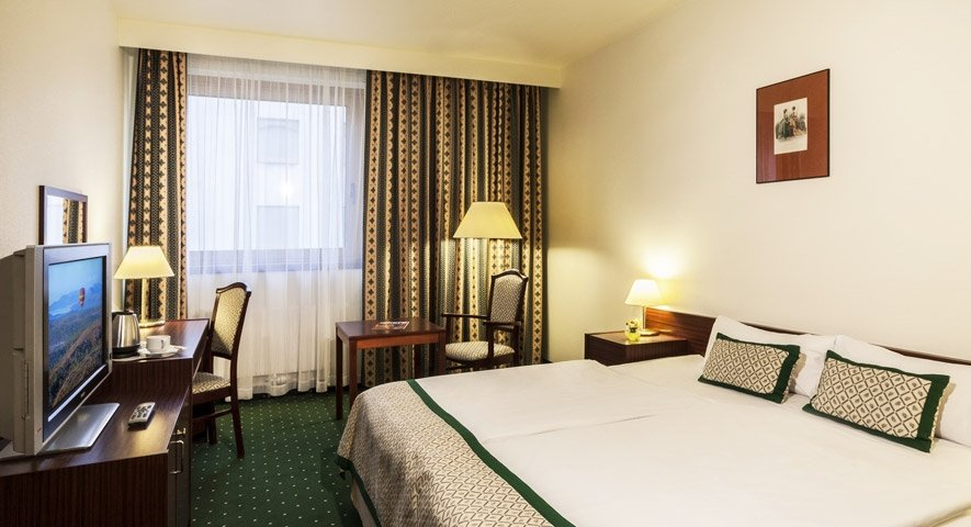 Standard+double+room - Hotel+Hungaria+City+Center - hotel Budapest