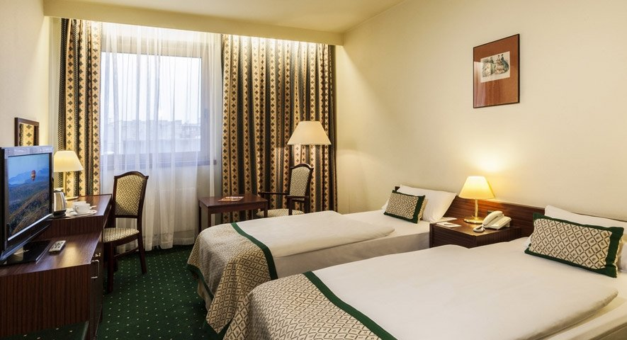 Standard+twin+room - Hotel+Hungaria+City+Center - hotel Budapest