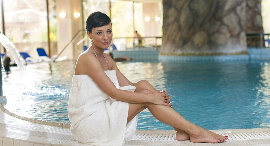 Adventure+pool - Danubius+Health+Spa+Resort+Margitsziget - hotel Budapest