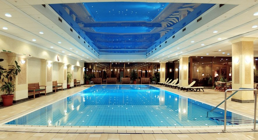 Swimming+pool - Danubius+Health+Spa+Resort+Margitsziget - hotel Budapest
