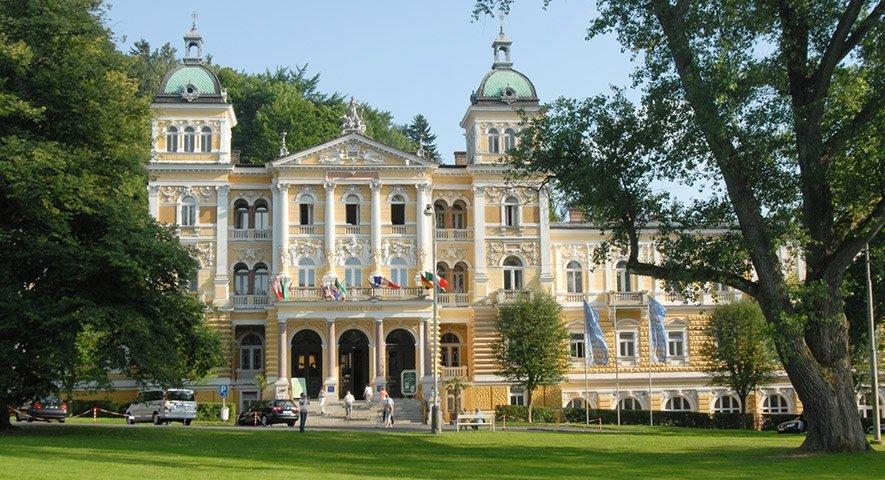 Hotels Marienbad  Sterne