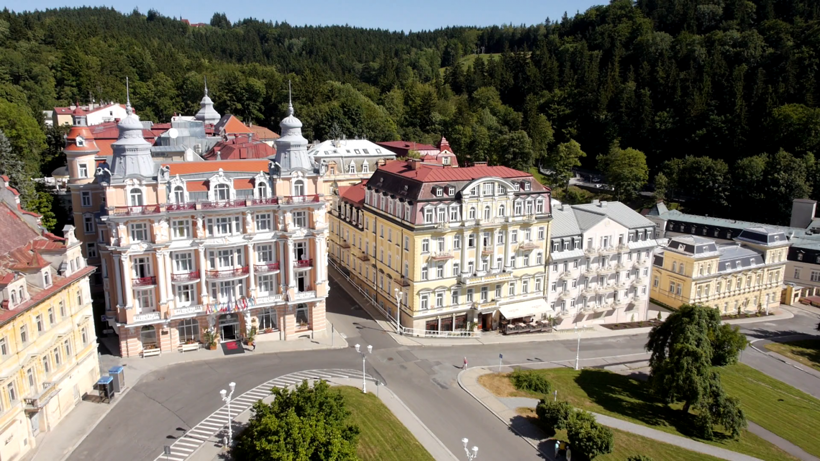 Wellness Hotel Marienbad