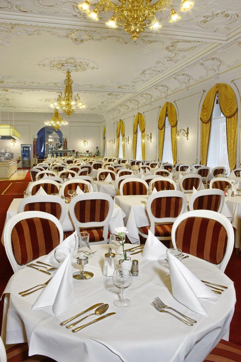 Marienbad Spa Hotel Hvezda Skalnik