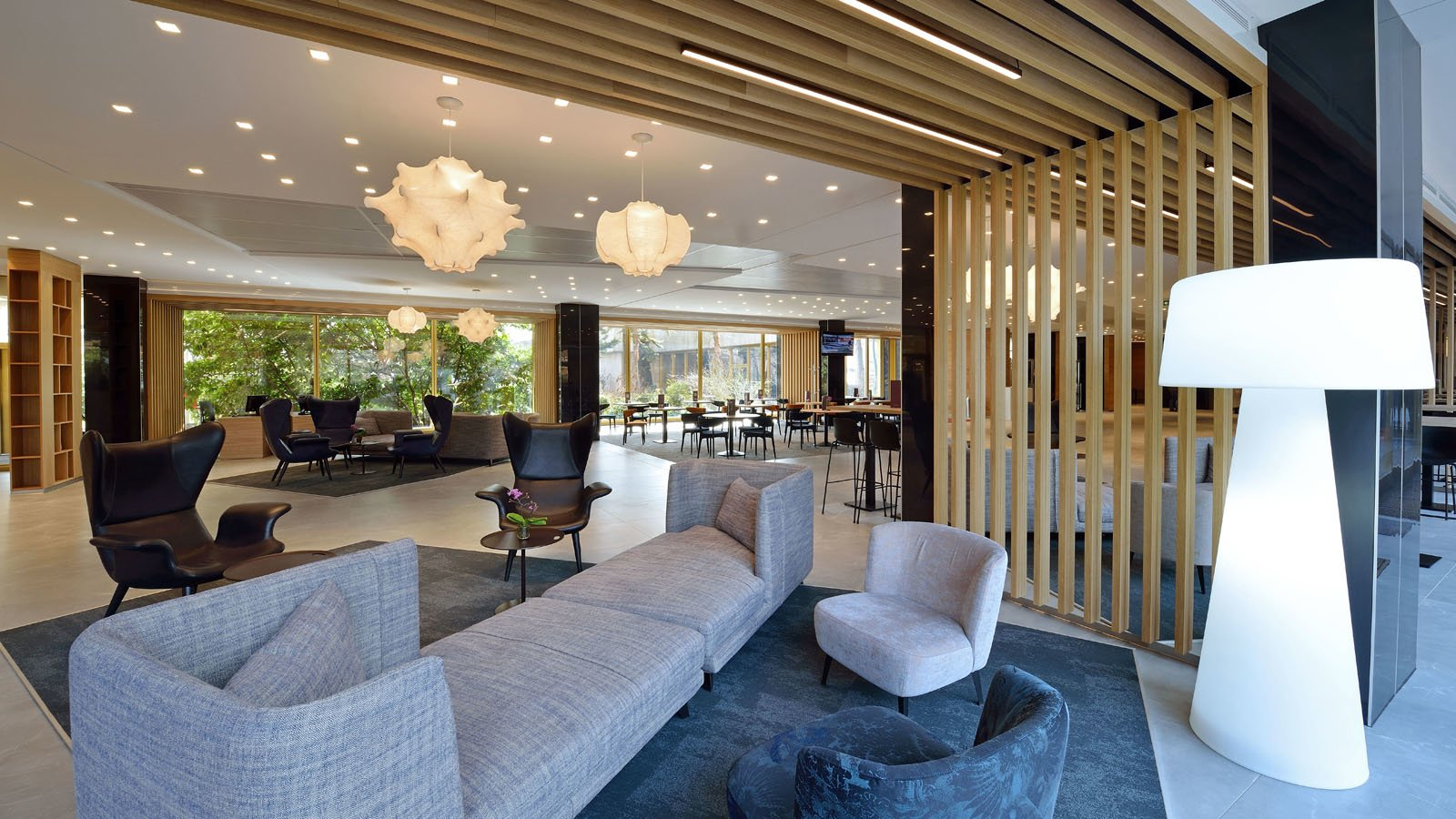 Foyer Hotel : Danubius health spa resort margitsziget**** budapest