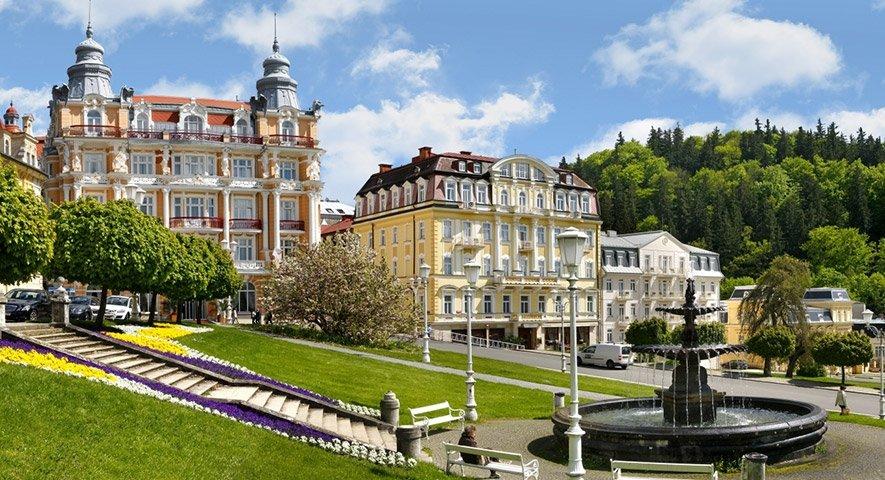 Danubius Spa Hotel Marienbad