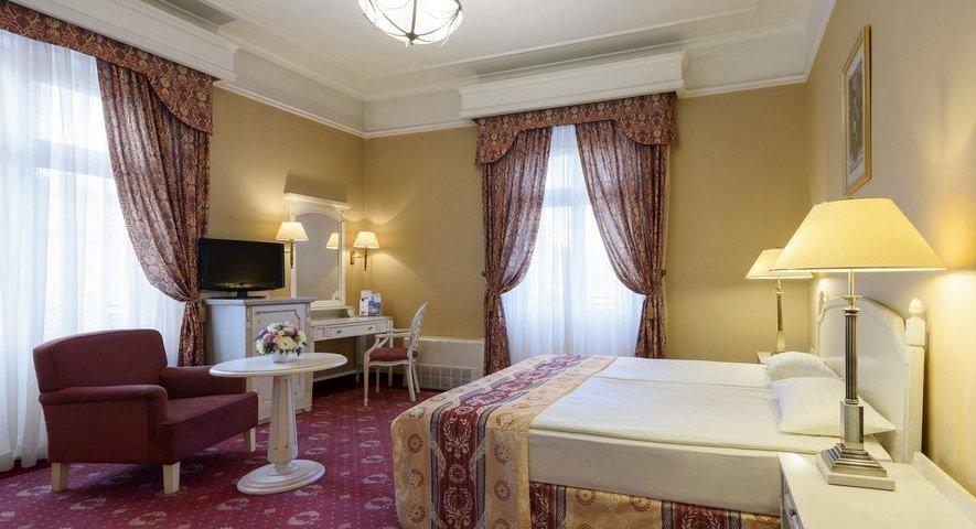 Danubius Hotel Astoria City Center****, four stars hotel in