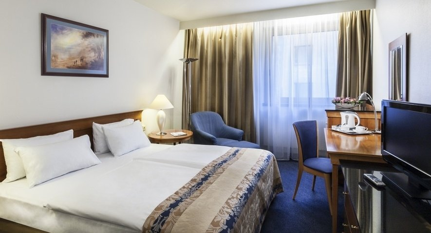 Superior Zweibettzimmer - Hotel Hungaria City Center - hotel Budapest