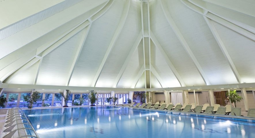 Piscine - Danubius Health Spa Resort Hévíz - hotel Hévíz