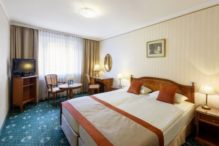Danubius Hotel Astoria City Center****, four stars hotel in