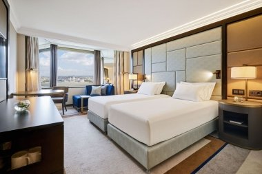 Twin Executive Danube view room