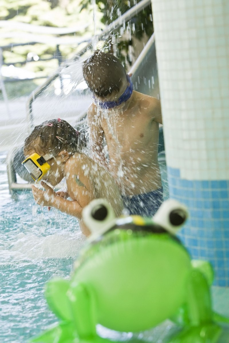 Children%27s+pool - Danubius+Health+Spa+Resort+Aqua - hotel H%C3%A9v%C3%ADz