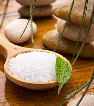 Dead Sea Salt Massage