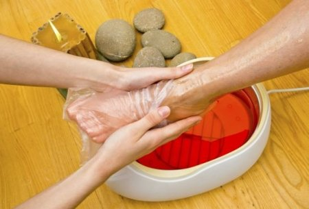 Foot Care with Paraffin