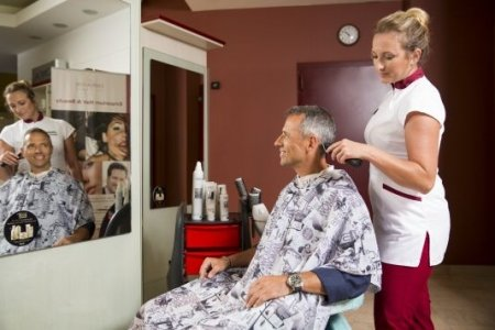 Men's Haircut with Clipper