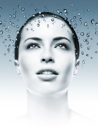 Intensive hyaluronic acid facial treatment