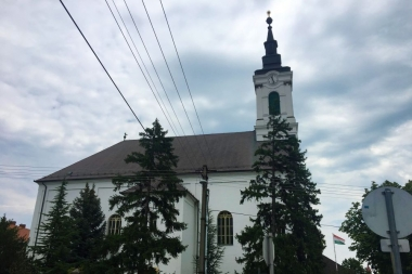 "Reformed Church (the ""white church"")"